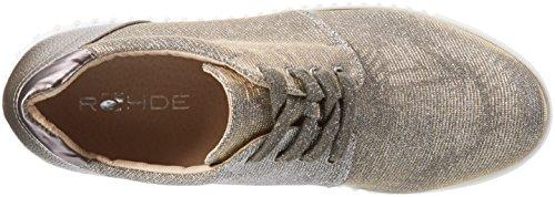 Rohde Prato, Sneaker Basse Donna Oro (Gold (Altgold 28))