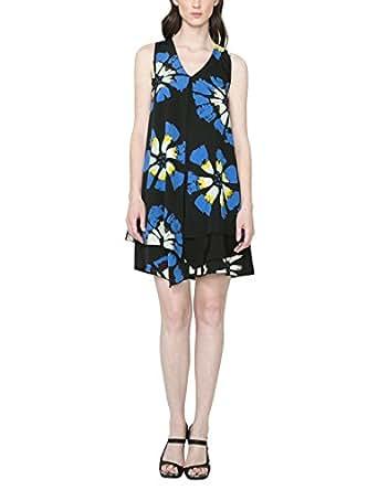 Desigual eranthe vestito donna abbigliamento for Amazon offerte abbigliamento
