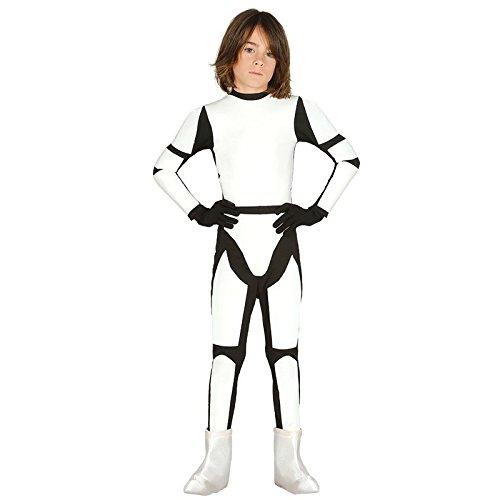 Imagen de disfraz de soldado espacial star wars stormtroopers