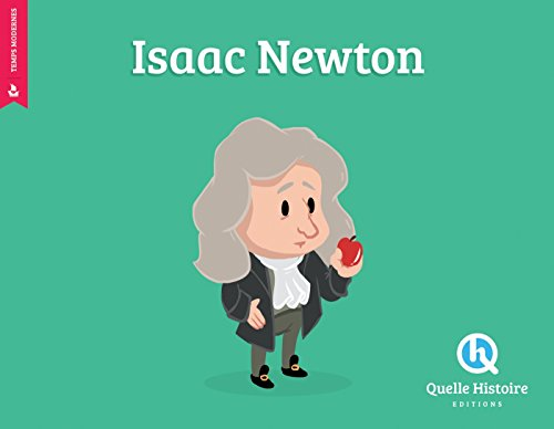 Isaac Newton par Patricia Crété