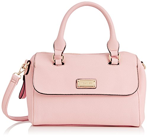 Henley Womens Faye Bowling Bag Blush Pink