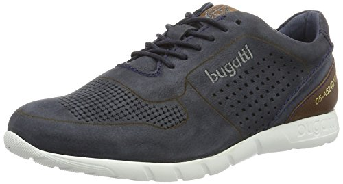bugatti-mens-k19015-low-top-sneakers-blue-dunkelblau-425-95-uk