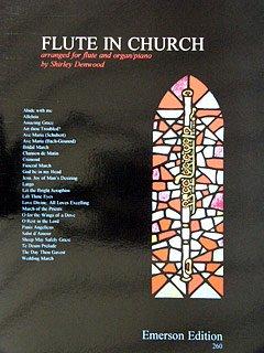 FLUTE IN CHURCH - arrangiert für Querflöte - Klavier [Noten / Sheetmusic]