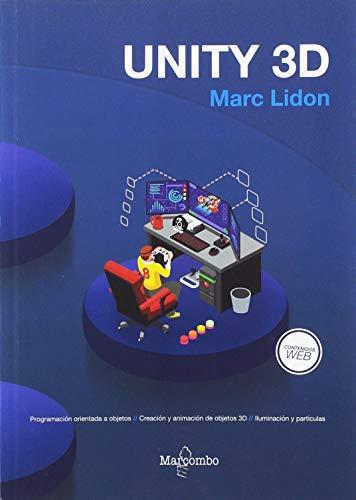 Unity 3D por MARC LIDON MAÑAS