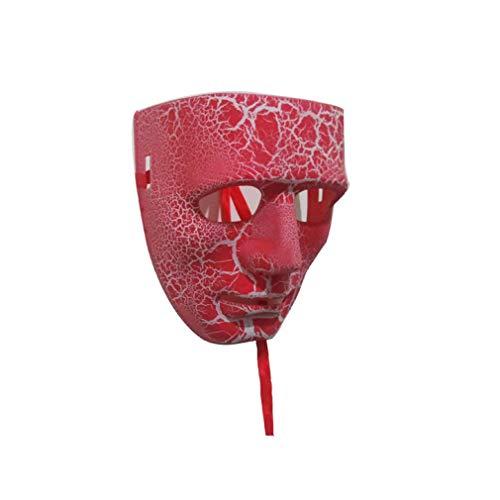 AND Stein Mann Grimace Sohn Gesicht Partei Maske Make-up Ball Halloween Maske Kinderspielzeug