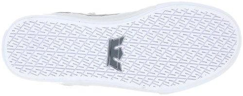 Supra Skytop S18162, Sneaker unisex adulto Grigio (Grau (GREY - WHITE GRY))