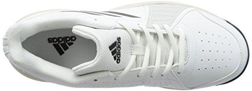 Bianco Scarpe calzature Inchiostro Approccio Bassi Metallizzato Da Ginnastica Notte Mistero Homme Blanc Adidas 5q1qZz