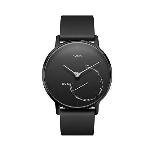 Withings/Nokia Steel - Montre connectée - Suivi d'activité et de sommeil - Suivi des pas, calories...