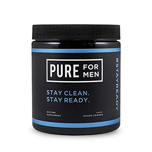 Pure for Men, Nicht-Kapsel (Pulver)