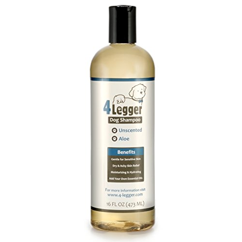 4-Legger-Certified-Organic-Hypoallergenic-All-Natural-Aloe-Dog-Shampoo-Unscented-Gentle-Moisturizing-Conditioning-for-Soothing-Relief-of-Dry-Itchy-Sensitive-Allergy-Skin-473-ml