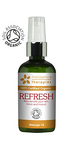 Naissance Refrescante - Aceite Masaje BIO 100ml -