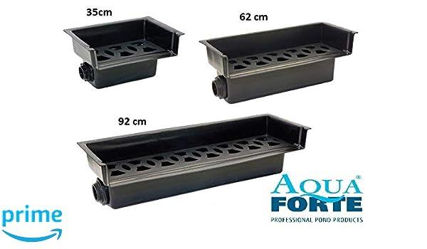 Aquaforte Fast 35/Pond Waterfall Black 39X27X22/cm