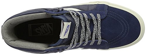 Vans Hightop Sneaker U Sk8-Hi Mte Ca Blau