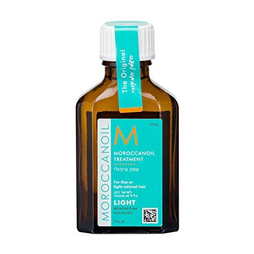 Moroccanoil LIGHT oil treatment for fine hair 25 ml