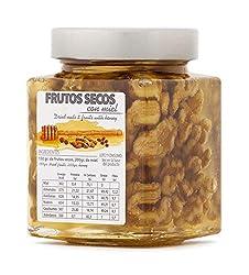 In spanischen Honig eingelegte Walnüsse