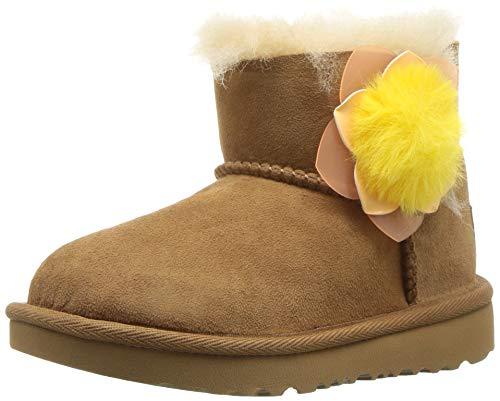 UGG Kids' T Mini Bailey Ii Cactus Flower Fashion Boot