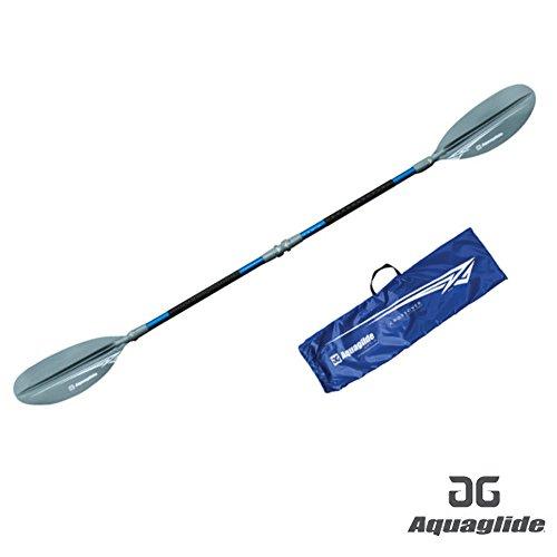 Aquaglide 4-teiliges Vario Crossover Kajakpaddel mit Al… | 00790628039833