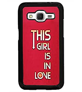 PrintDhaba Quote D-2955 Back Case Cover for SAMSUNG GALAXY CORE PRIME (Multi-Coloured)