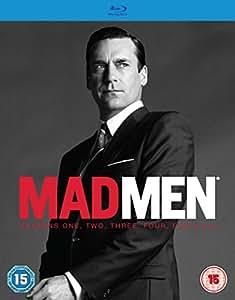 Mad Men - Season 1-6 [Blu-ray]