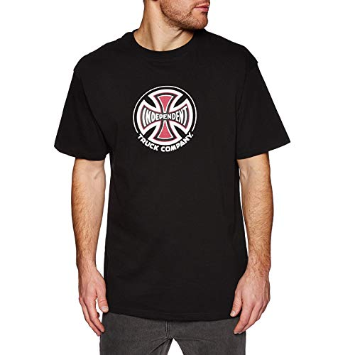 Independent T-shirts - Independent Truck Co. T Shirt - Black (Skate Independent)