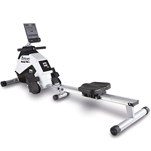 BH Fitness AQUO DUAL R309U - Rameur - magnetique - pliable - 8 niveaux d'intensité