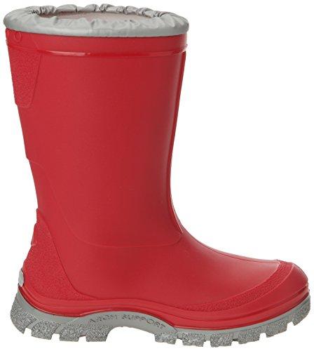Start Rite Mudbuster, Bottes de pluie mixte enfant Rouge (Red)