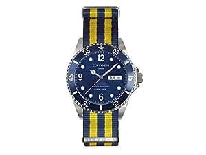 Montre OXYGEN Atlantic 36 mixte bleu - EX-D-ATL-36-NN-NAYE