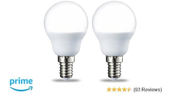 Led Lampen Direct : Amazonbasics e led lampe p tropfenform w ersetzt w