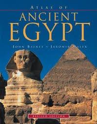Atlas of Ancient Egypt por Baines John and Male
