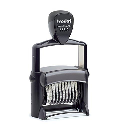 Trodat TR3440 Professional Numeratore Autoinchiostrante