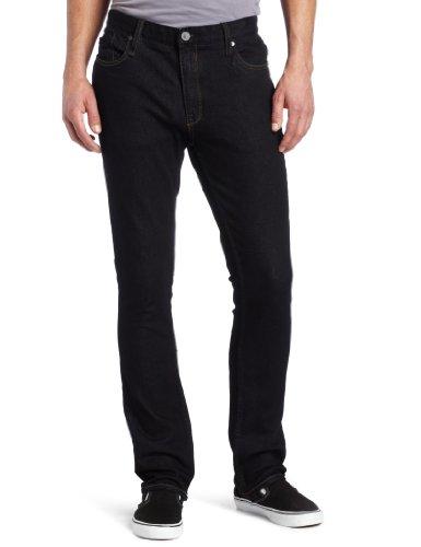 Herren Jeans Altamont Alameda Basic Pant 34 dark black