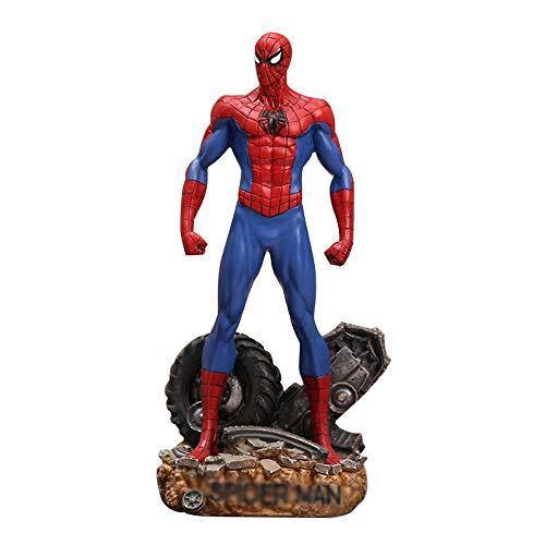 Avengers Spider-Man Hand Modell Geschenke Dekoration Handwerk 11 * 11 * 30cm