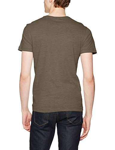 Blend Herren T-Shirt Grün (Dusty Green 70595)