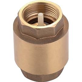 Valvola di ritegno per tubi da 8/a 10/mm diametro interno da collegare kondenst rockner e lavatrice con stampa 8 bis 10mm Con stampa