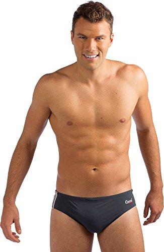 Cressi Swim Herren Naxos Performance Swimwear, Grau, XL
