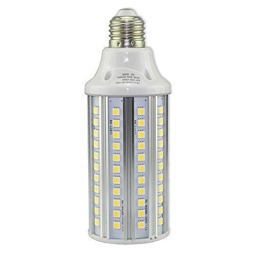 Licht Weltraum Neufassung E27 LED Lampe 25W Super Bright Weiß led(4500K) AC(85V-265V) 230V 220V Hight Helligkeit Ausgang (Entspricht Glühlampe: 185W), Aluminium-Legierung Lampenkörper LED-Lampe LGHA-132AE2-P
