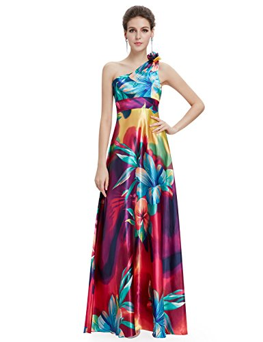 Ever-Pretty he09623yl06 – Robe Empire Line pour femme Violet
