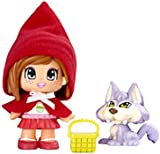 """Pinypon """"Little Red Riding Hood"""" More Tales Figure"""