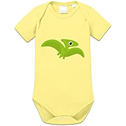 Body bebé Green Flying Dinosaur by Shirtcity