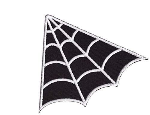 Titan One Europe Black Spider Web Wing EMO Rockabilly Punk Jacket...