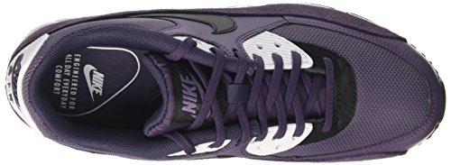 Nike Damen Wmns Air Max 90 Turnschuhe Violett (Dark Raisin/black/white/black)