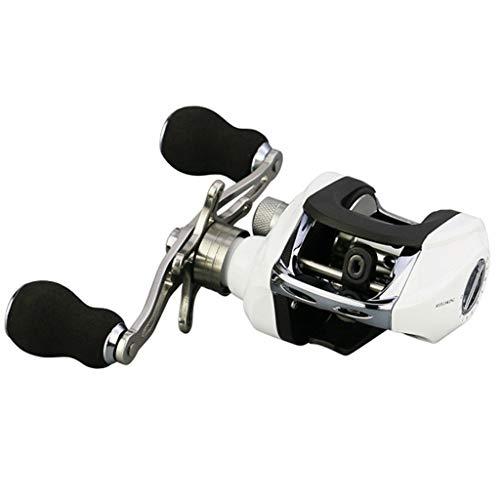 AmyGline Freilaufrolle Wassertropfenrad Angelspulen gewehrgriff Fischrad Angelrolle KastKing Royale Legend Series Baitcasting Rollen mit hoher Geschwindigkeit und niedrigem Profil