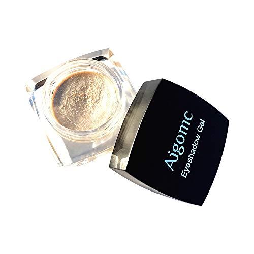 Beisoug 6 Couleurs Surligneur Maquillage Concealer Glitter Eyeshadow Ombre À Paupières Highlight