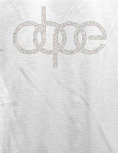 Dope T-Shirt Weiß