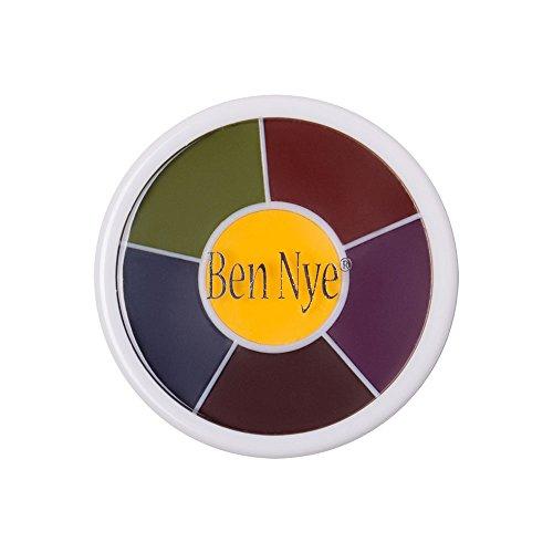 Ben Nye Master Bruise Wheel EW-4 (1 oz/28 gm) by Ben Nye
