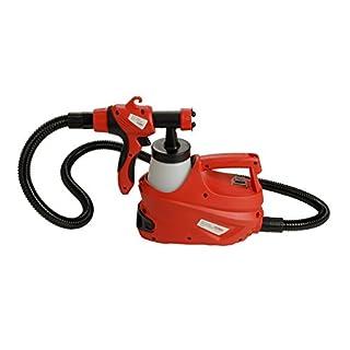 Duren 321240 Electric HVLP Turbine Spray System, 500w