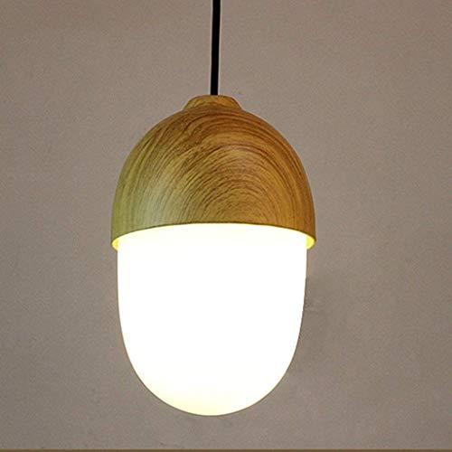 JBP max Chandelier Light Shades Ceiling Lamp Simple and Stylish Nut Glass Chandelier Chandelier-JBP35,D
