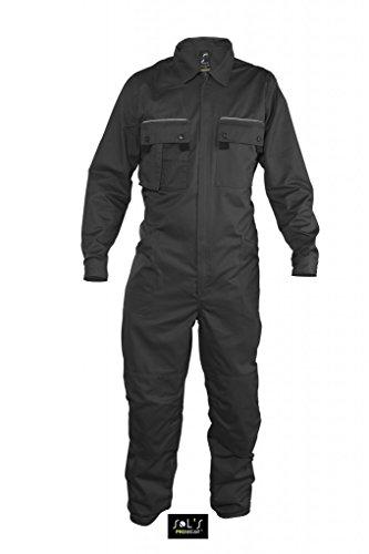 Preisvergleich Produktbild Unisex Workwear Overall Solstice Pro 4XL / 62/64,Dark Grey