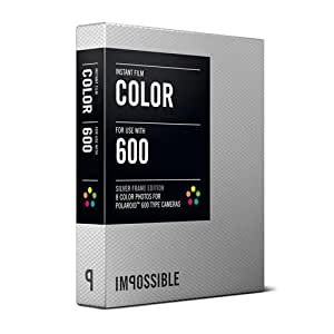 Impossible 600 color argentFrame