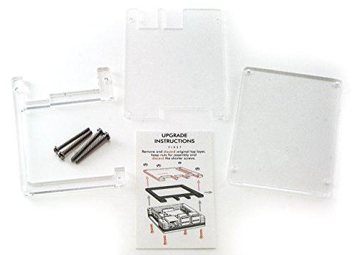 C4Labs Zebra Case Extender-Raspberry Pi B + und 2B